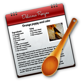Delicious Recipes Icon